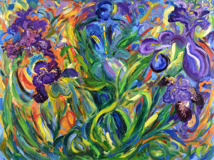 Rite of Spring: Iris Dance